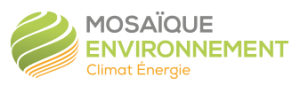 Pole Climat Energie Logo Mosaique Environnement