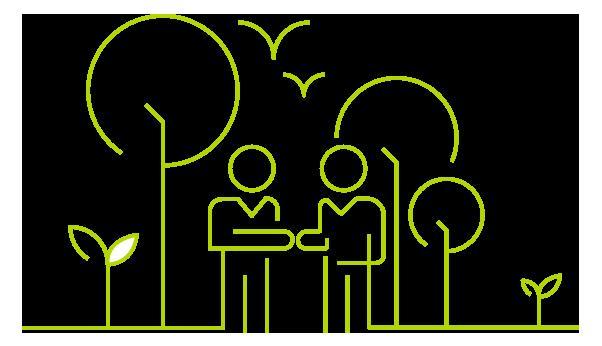 logo concertation Mosaique Environnement