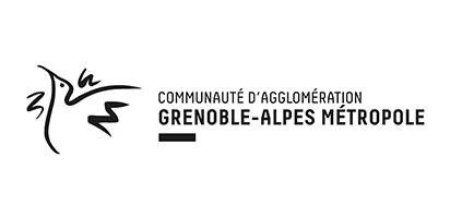 logo Grenoble Alpes