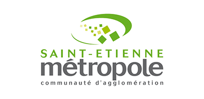 logo Saint Etienne Metropole