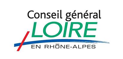 logo conseil general Loire