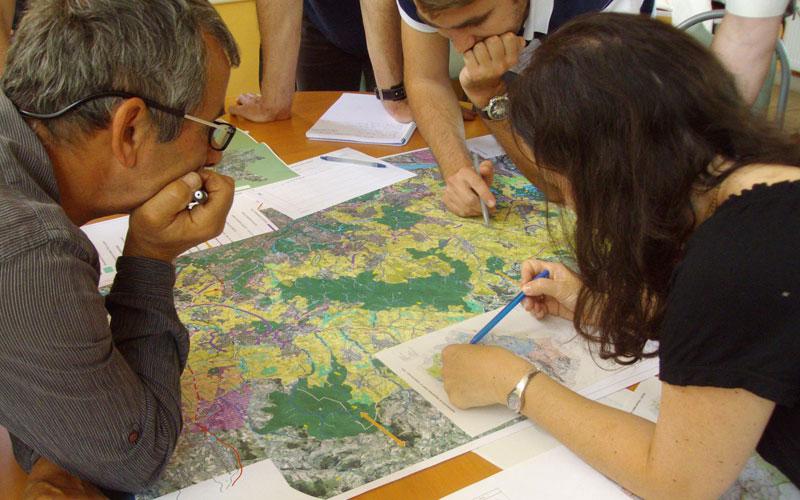Concertation Mosaique Environnement