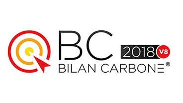 logo Bilan Carbone - Mosaique Environnement