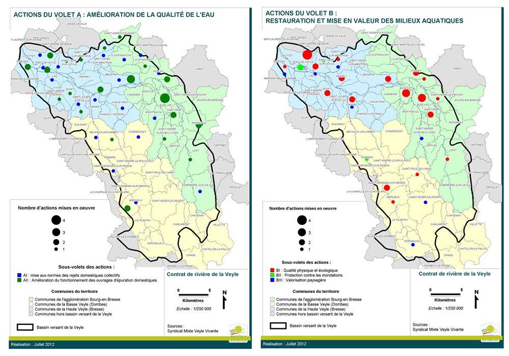 Evaluation Contrat riviere Veyle